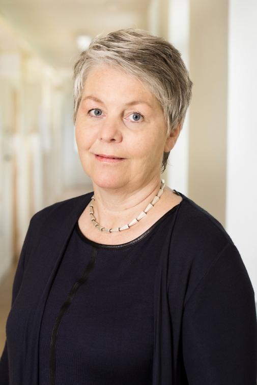 Anne-Li Lindgren. Foto: Niklas Björling, Stockholms universitet