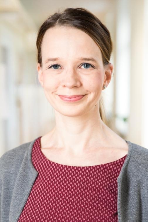 Sara Backman Prytz. Foto: Niklas Björling, Stockholms universitet