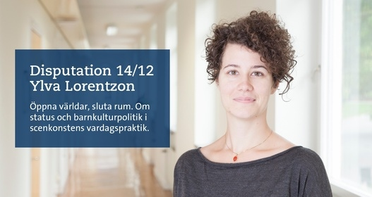 Disputation Ylva Lorentzon
