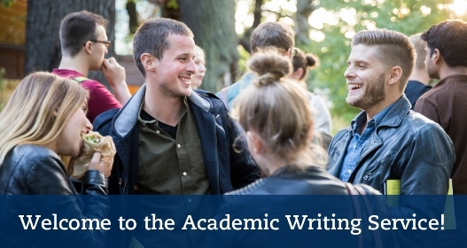 Welcome to the Academic Writing Service!